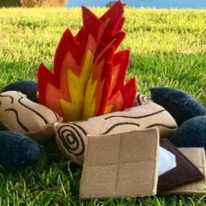 play campfire soft plush