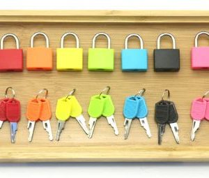 key and lock educational toy