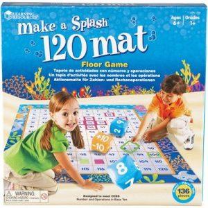 math floor mat