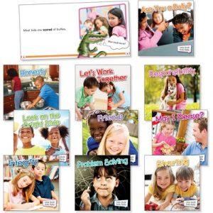 social skills book set
