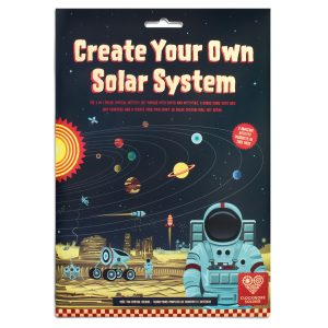solar system art kit