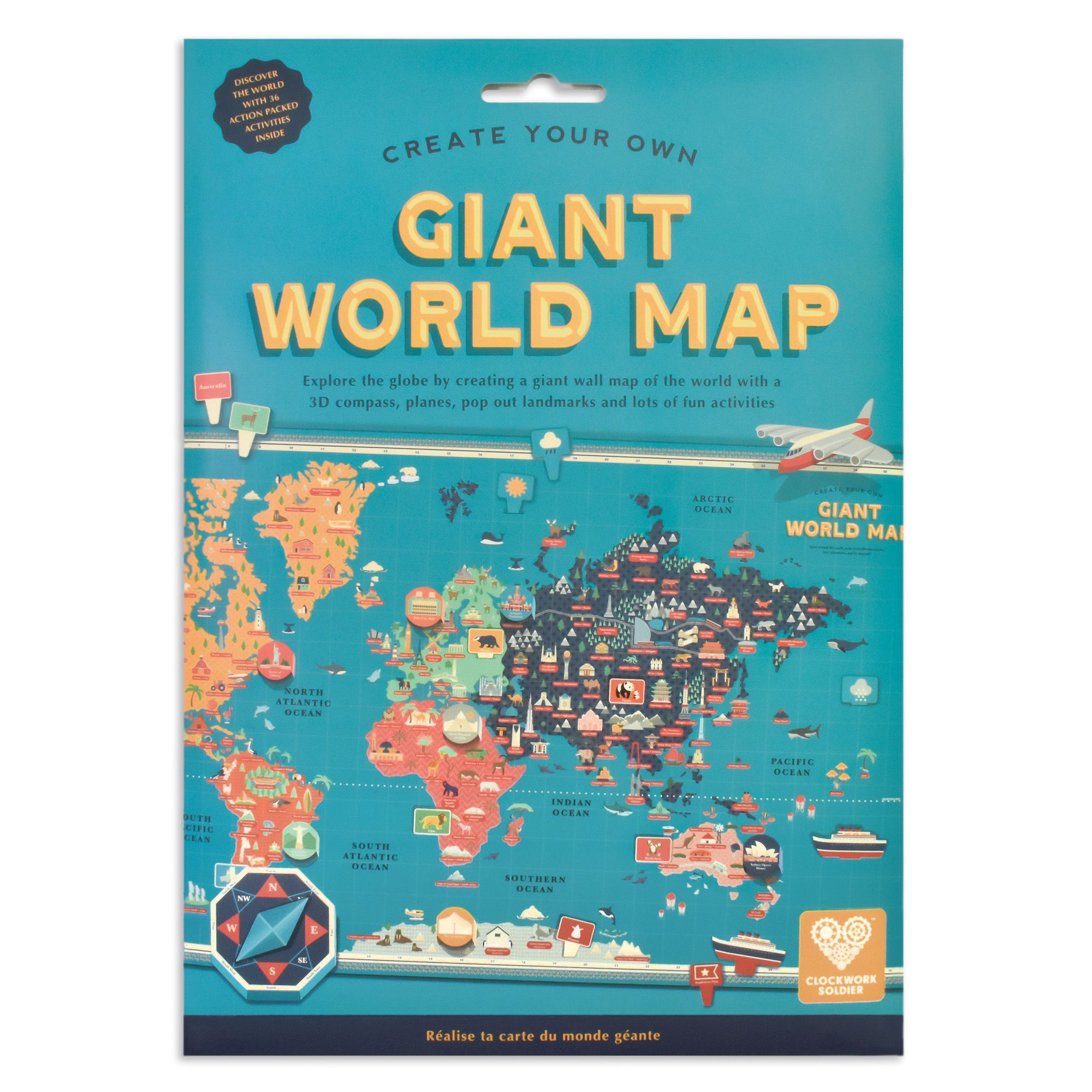 STEAM Map Kit