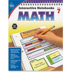 7th grade math workbook