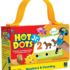 hot dots reading