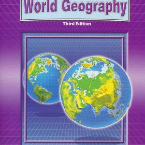 middle school geography workbook