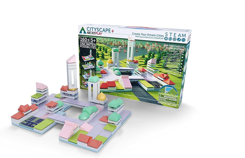 kids architecture kit