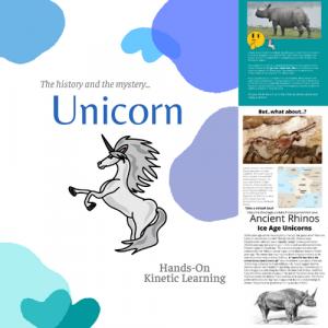 unicorn curriculum kit