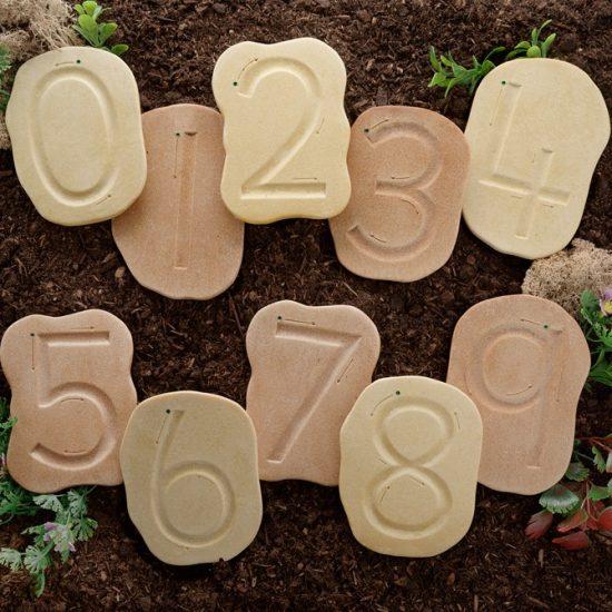 Number Stones