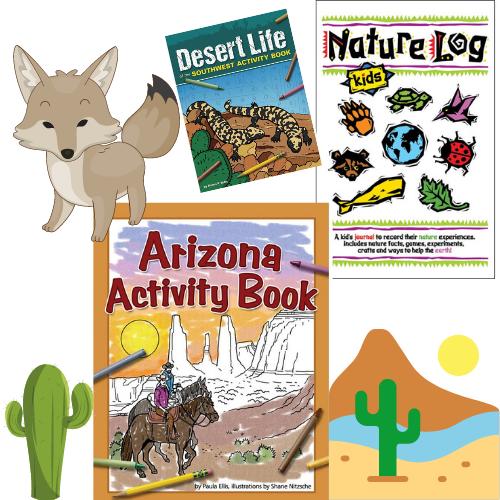 Activity Book Sets
