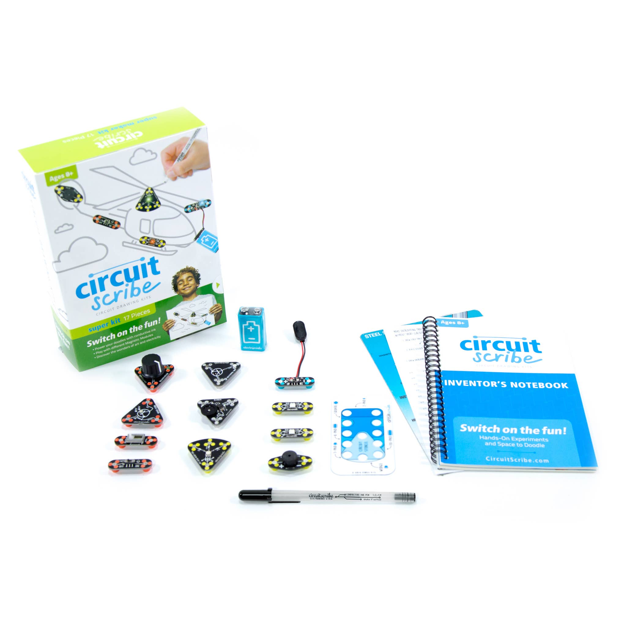 learn electric circuits kit