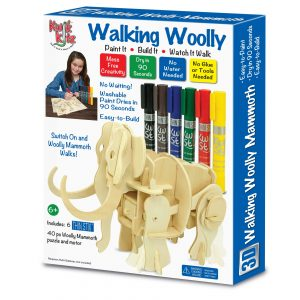woolly mammoth art kit