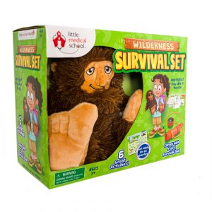 Wilderness Survival Role Play Kit