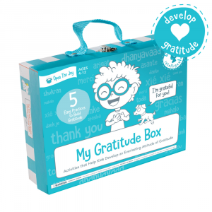 my gratitude box kit