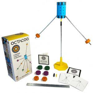 Octacog STEM tool physics and balance game